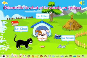 Screenshot of Paradis des animaux
