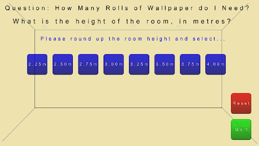 Wallpaper: How Many Rolls