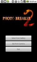 Screenshot of PhotoBreaker2 Pro