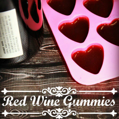 Red+wine+jello Recipes | Yummly