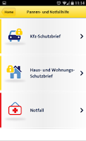 Screenshot of AachenMünchener Service