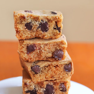 Pumpkin Chocolate Chip Cookie Bars
