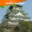 Osaka Street Map