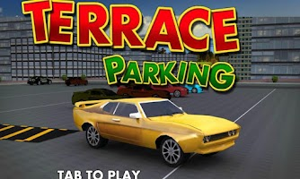 Screenshot of 3D Duty Terrace parking game