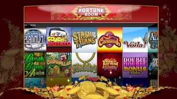 Screenshot of Fortune Room Online Casino