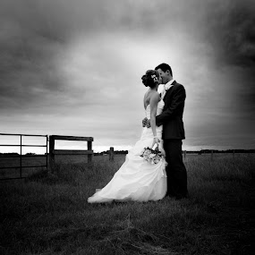 heaven and earth by Tine Butler - Wedding Bride & Groom ( award winning photographer, tine butler photography, wedding photographer, manitoba wedding photographer, destination weddings )