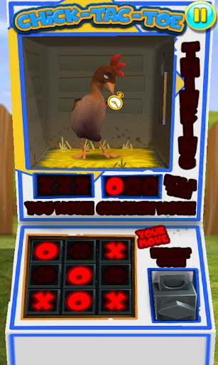 小雞tac-toe的