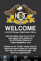 Screenshot of HOG - Harley Owners Group