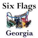 Six Flags Georgia Guide icon