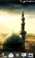 Screenshot of Allah-Allah Live wallpaper