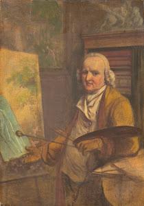 RIJKS: Jurriaan Andriessen: painting 1819