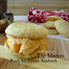 The Masters Peach Ice Cream Sandwich / Call Me PMc