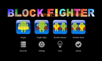 Screenshot of Block Fighter