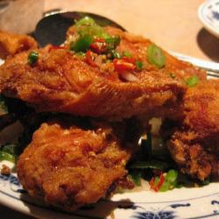 Fried Salt And Pepper Chicken Recipes
