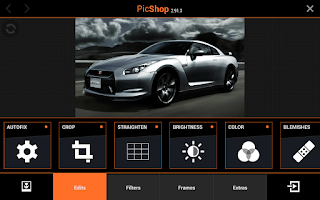 Screenshot of PicShop Lite - Photo Editor
