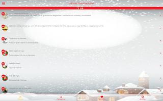 Screenshot of SMS Navidad 2015: Feliz Año