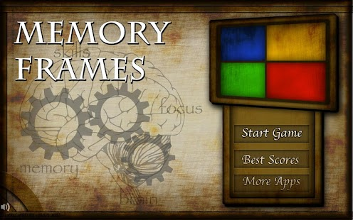 Memory Frames - screenshot
