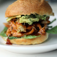Spicy Southwestern Chicken Sandwiches