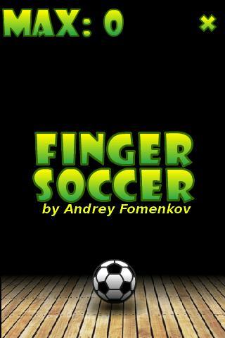 Finger Soccer Sport