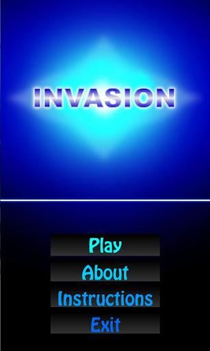 INVASION - Intergalactic War