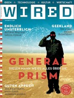 Screenshot of WIRED Deutschland