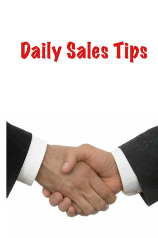 Sales Tips+