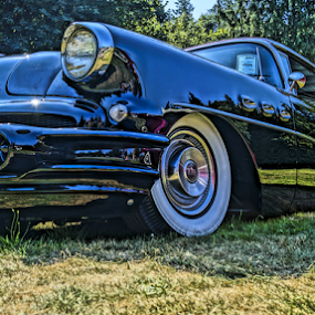 Big Bad Buick by Brian Stout - Transportation Automobiles ( car, automobile, buick, show, special, car show, ., antique, classic )