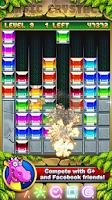 Screenshot of Magic Crystals: match 3 jewels