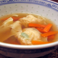 Wonton Soup (Ww Friendly)