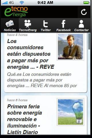 玩新聞App|TecnoEnergía免費|APP試玩