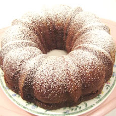 Boscobel Beach Ginger Cake