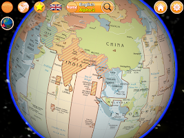 Screenshot of Globe Earth: Flags & Anthems
