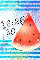 Screenshot of Watermelon LiveWallpaper