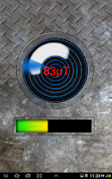 Screenshot of Metal detector