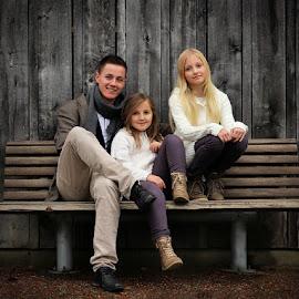 Siblings by Jane Bjerkli - Babies & Children Child Portraits