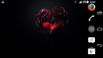 Screenshot of Theme Xperien Heart
