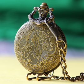 Accessories (Pocket Watch) by Hemang Shukla - Artistic Objects Antiques