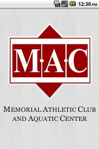 Memorial Athletic Club