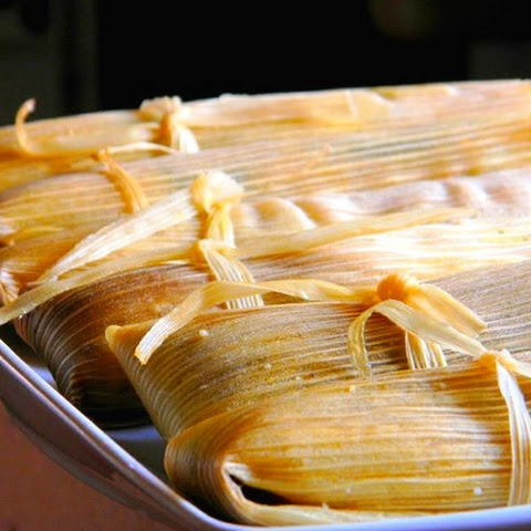 The Mrs's Homemade Tamales