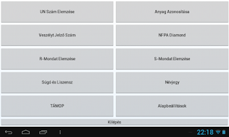 Screenshot of Un Szám Android Pro