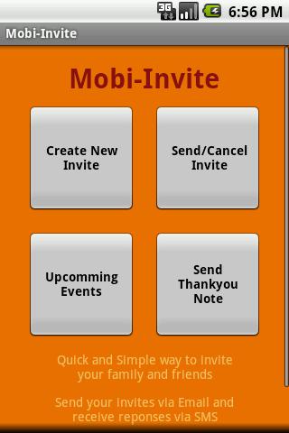MobiInvite