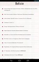Screenshot of Notizie Ultima Ora