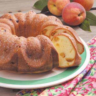 Taste Of Home Peach Cake Recipes