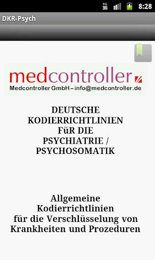 玩醫療App|Kodierrichtlinien Psych免費|APP試玩