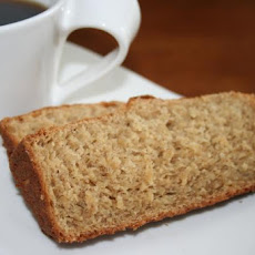 Gluten Free Tropical Banana Bread
