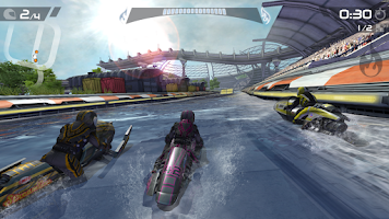 Screenshot of Riptide GP2