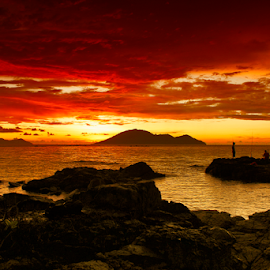 by Dany Fachry - Landscapes Sunsets & Sunrises