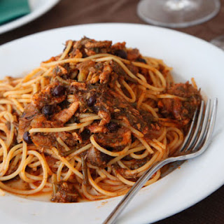 Sardines In Tomato Sauce Pasta | Tomato Soup, Pasta Dishes and Pasta ...