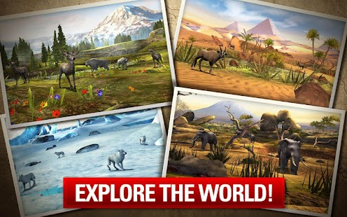 APK Game DEER HUNTER 2014 for iOS