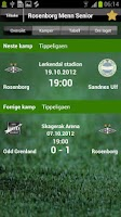 Screenshot of MinFotball